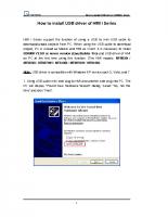 FAQ_29_How_to_install_USB_driver_of_HMI_i_series