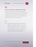 FAQ_73_Download_Complete_Font_en