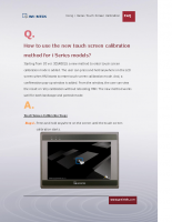 FAQ_76_Using_iSeries_TouchScreen_Calibration_en
