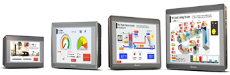 eMT Series Graphic Touchscreen Displays