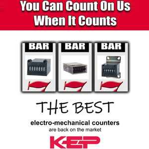 Counters from KEP