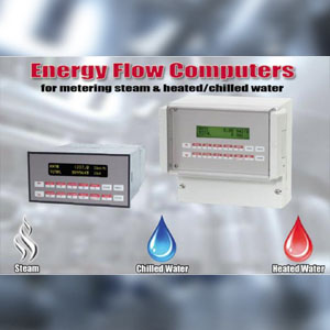 Steam & Heated/Chilled Water Metering