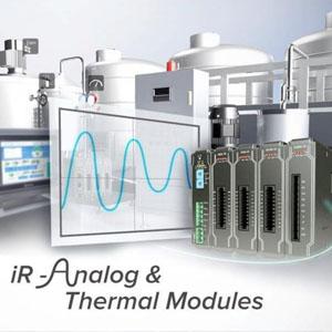 Reminder: iR-Analog & Thermal Modules