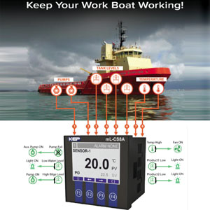 Workboat Monitoring