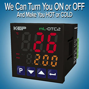 mL-OTC2 Temperature Controller